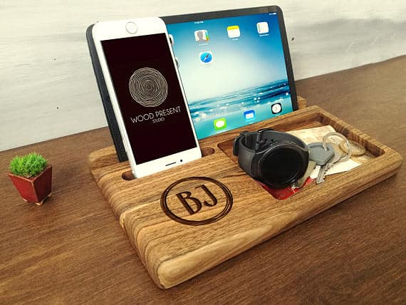 16 Wonderful Wood Anniversary Gifts For Him Her