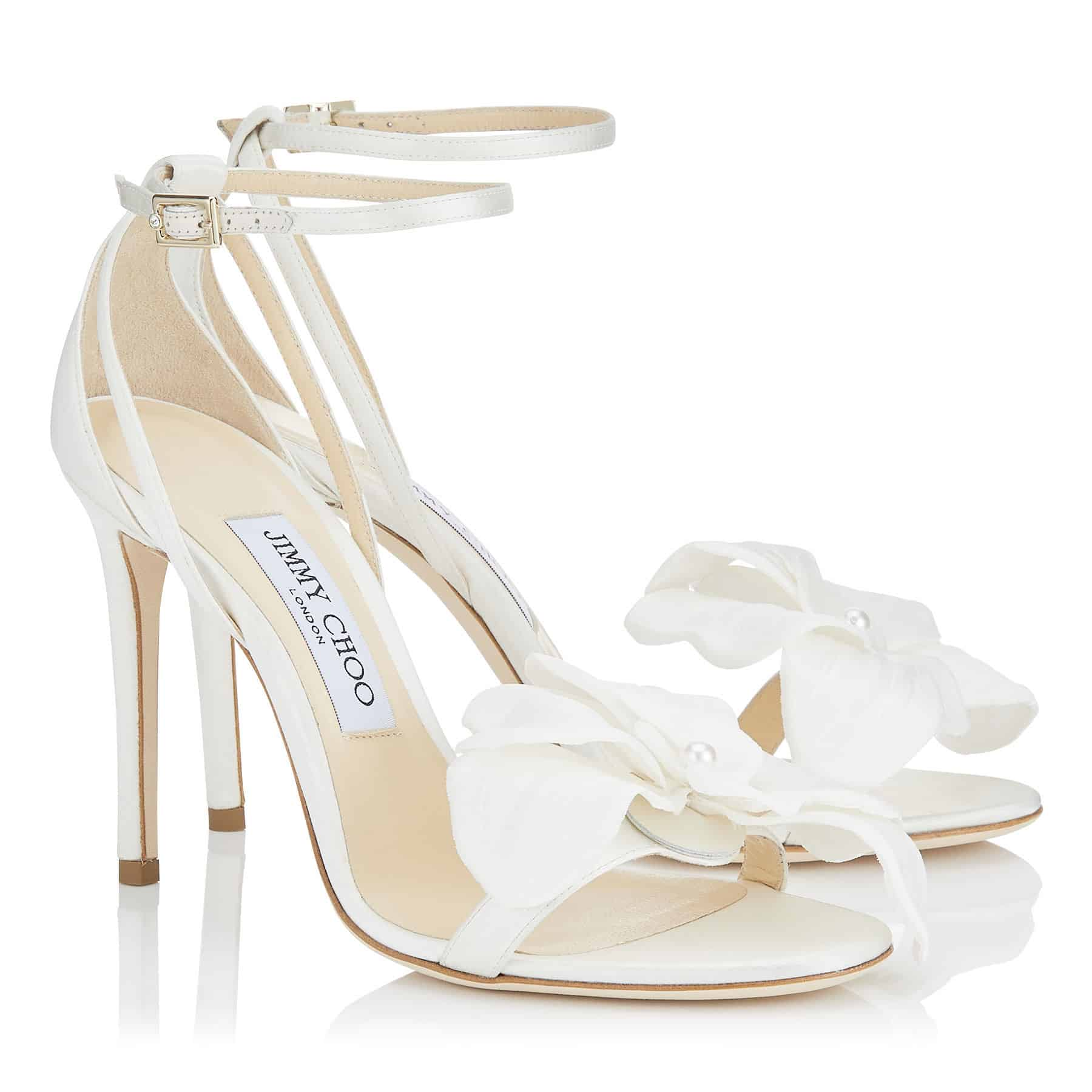 50 stunning pairs of wedding shoes for the bride who wants to make a statement with her footwear