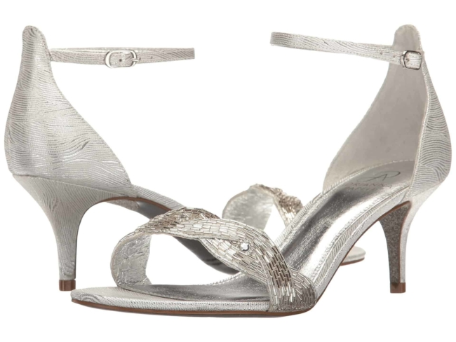 Adrianna Papell Aerin Zappos bridal shoe