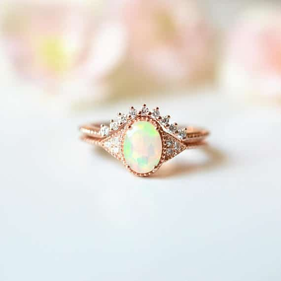 rose-gold-opal-engagement-ring-sets