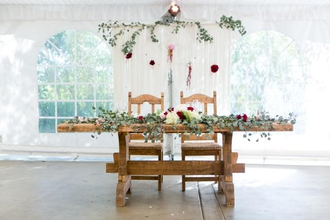 Bold Boho Wedding