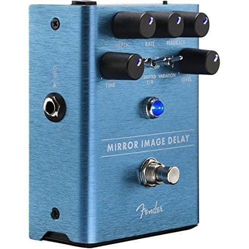 Electric Guitar Effects Stomp-Box Pedal gift for musician