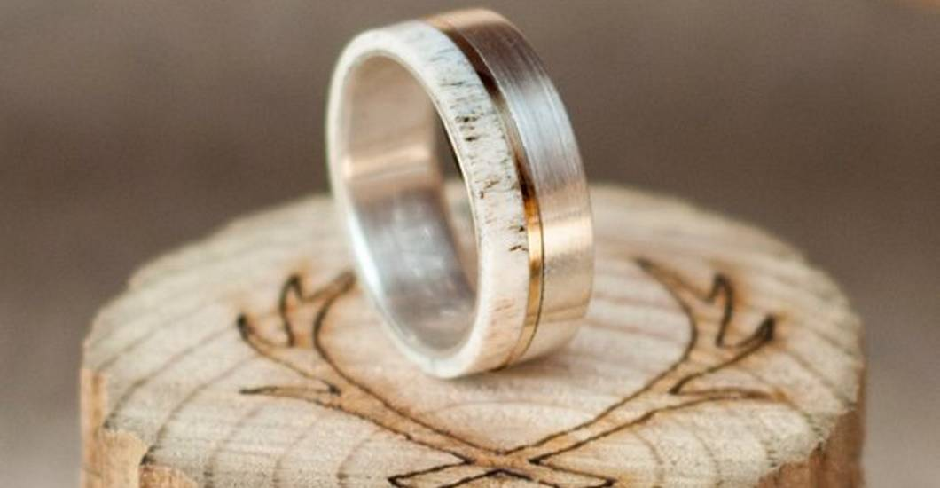 A Curated List Of Unique Men S Wedding Bands From Around The World