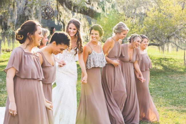 Plantation Wedding in Charleston feature