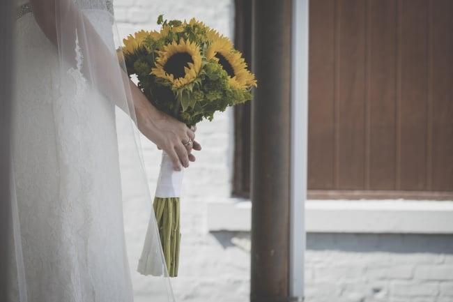 Sun flower bouquet featurED imaGE