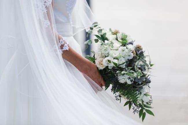 Windy Summer Wedding in Kansas City feature