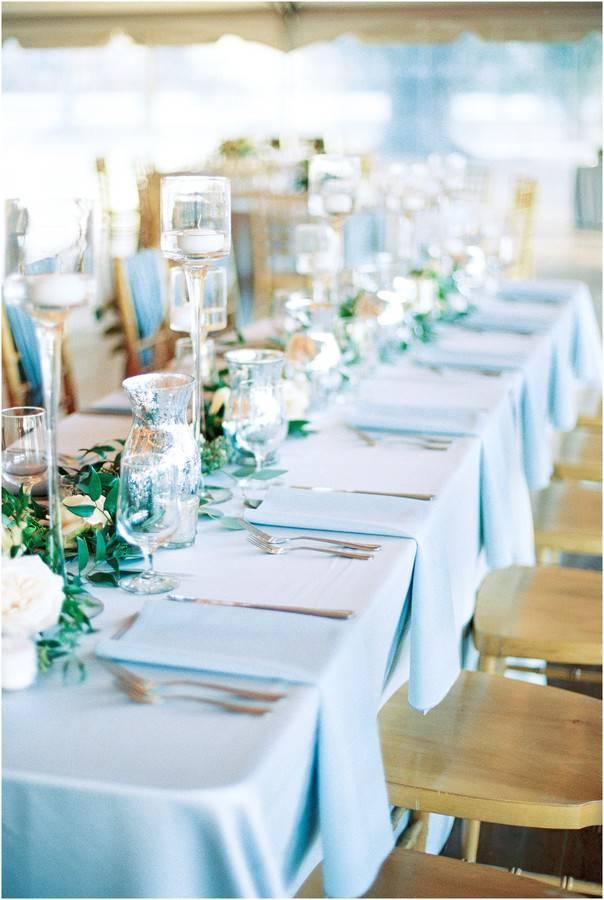 Baby Blue Military Wedding in Charleston - Love & Lavender