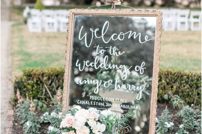 Baby Blue Military Wedding in Charleston feature