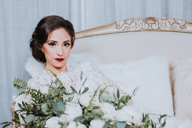 Classical Music Themed Styled Shoot feature