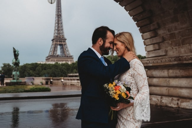 Let's Get Married in Paris feature