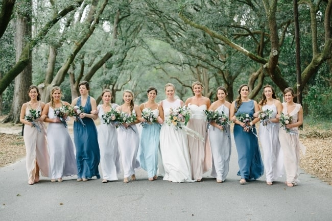 Springtime Wedding in Small Town SC feature