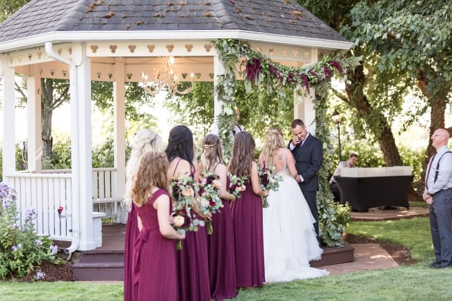Garden Wedding in Salem feature