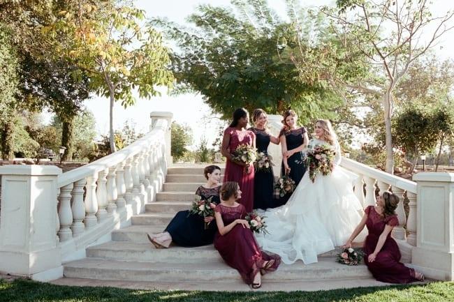 Luxury Viaggio Winery Wedding feature