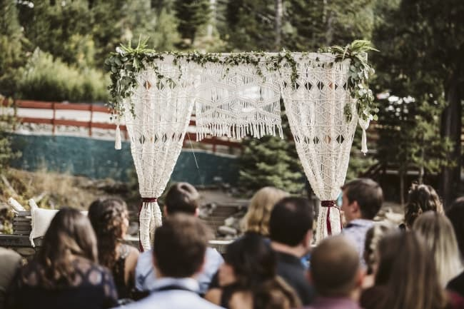 A Charming Riverside Wedding feature