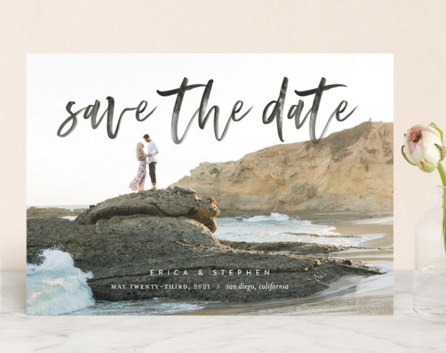 Save-the-Date Magnets to Announce your