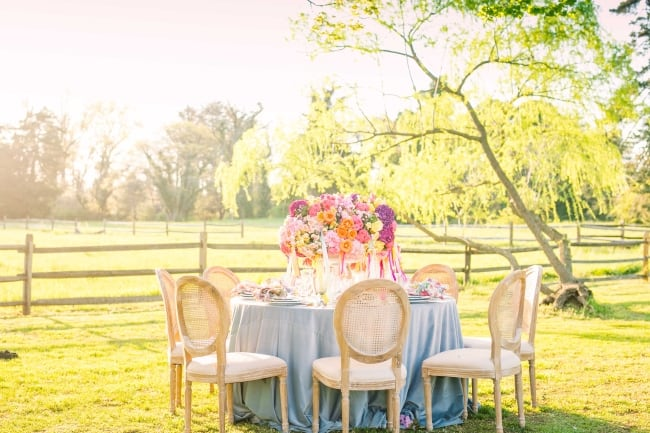 Romantic May Day Styled Shoot feature
