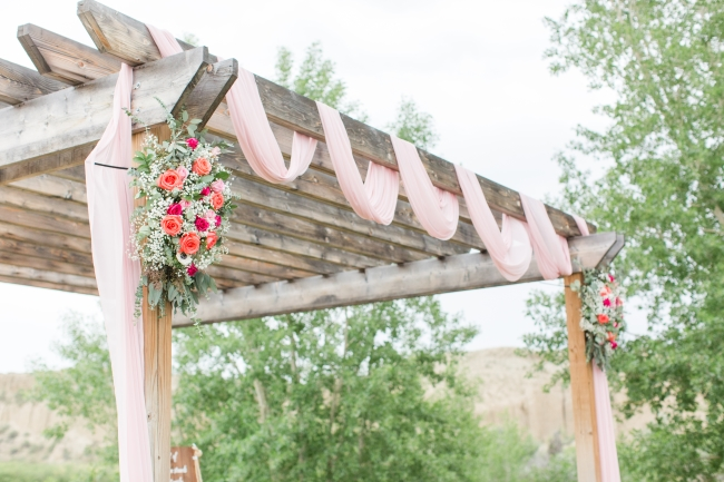 Rustic Wyoming Wedding feature