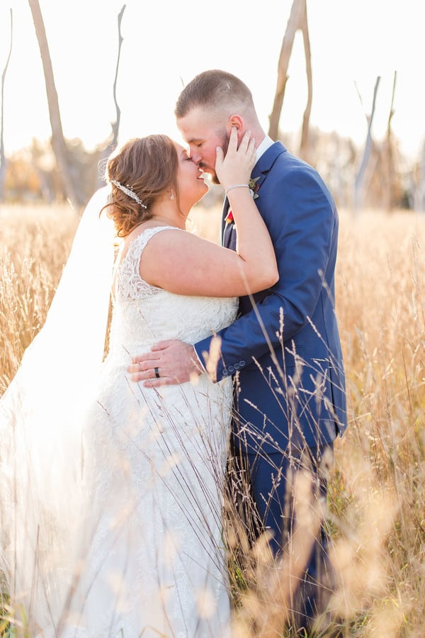 Fall Wedding at Old Stonegate Farms - Love & Lavender