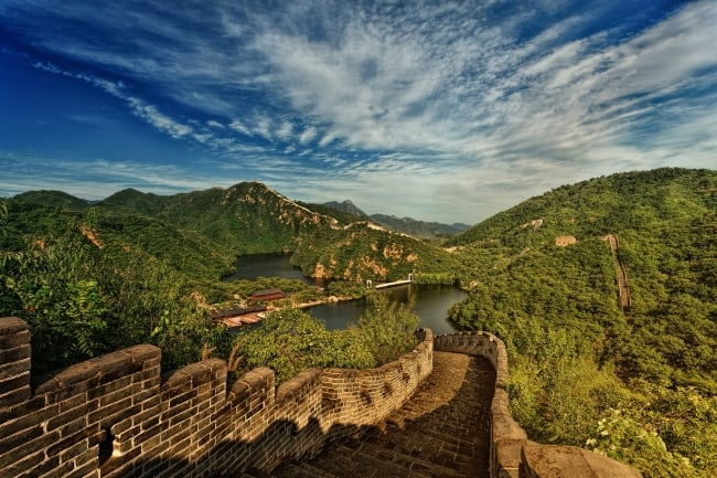 20 anniversary gift idea – trip to china