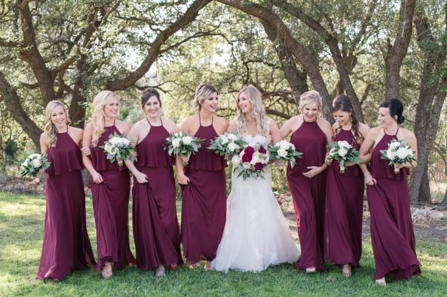 Fall Destination Wedding in Texas feature