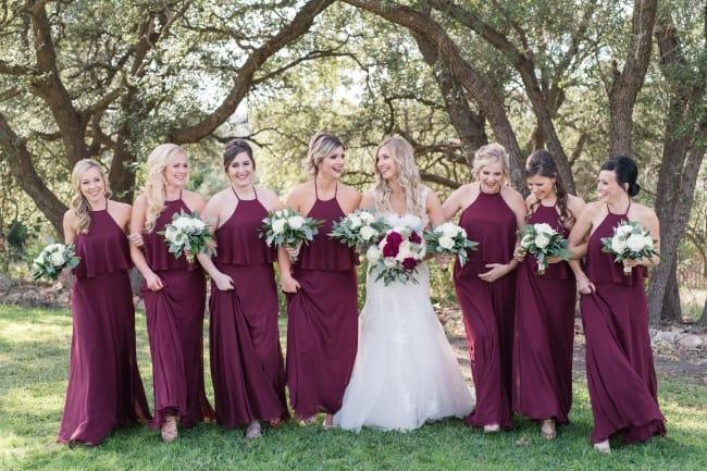 Fall Destination Wedding in Texas feature