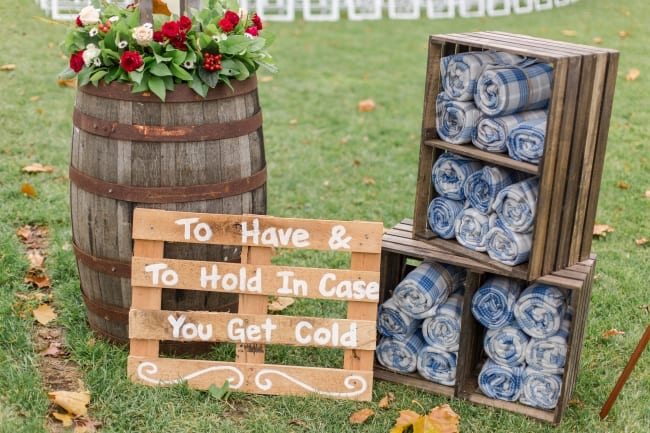 Fall Wedding at Old Stonegate Farms feature