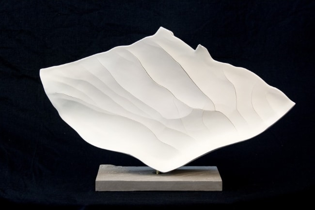 Porcelain Sculpture Art for 20th anniversary gift