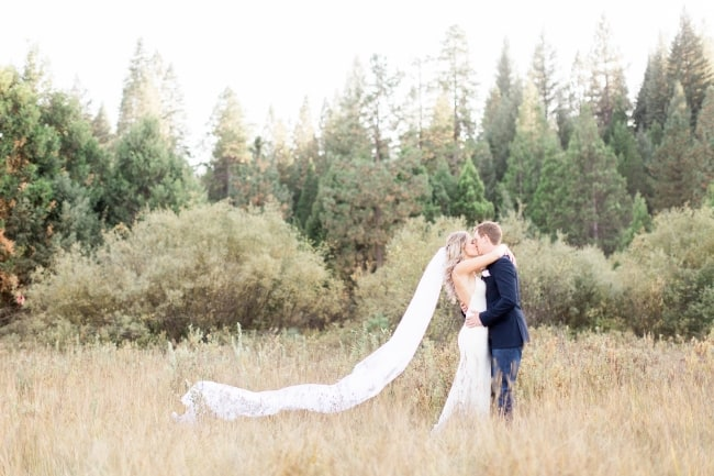 Wedding Planner's Outdoor Rustic Ranch Wedding feature