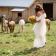 Adirondack Barn Wedding with a Boho Vibe feature
