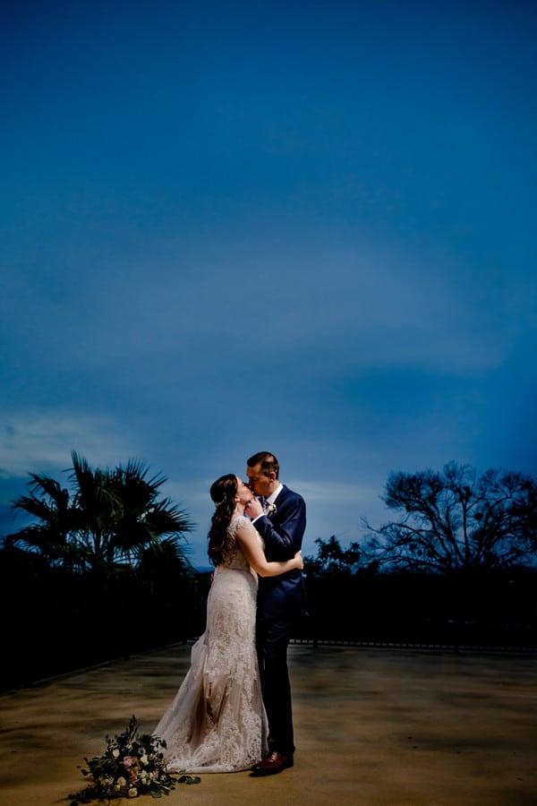 Sweet Austin Villa Wedding Love Amp Lavender