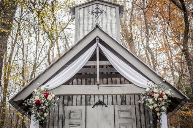 Intimate Fall Wedding in the Smoky Mountains feature