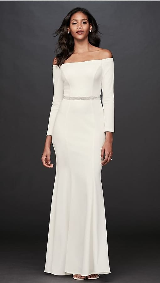 5 Winter Worthy Wedding Dresses For 2019