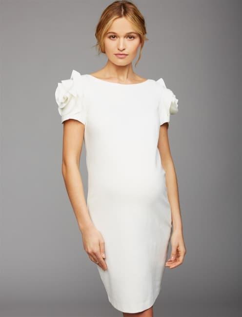 pietro brunelli maternity dress