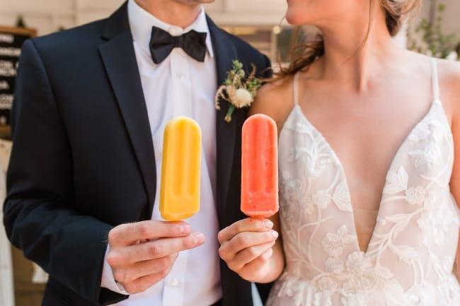 Romantic Garden Summer Wedding Inspiration feature