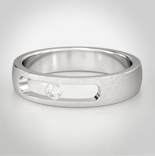 52 Stylish Unique Mens Wedding Bands For 2020