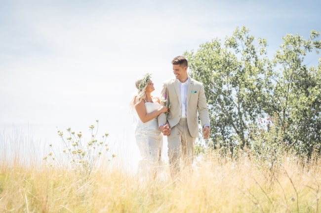 Gorgeous Summer Wedding at Avon Lake