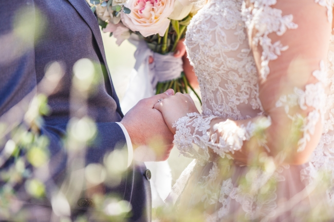 Fresh & Lively Spring Brunch Wedding at the Ritz, Tucson hero