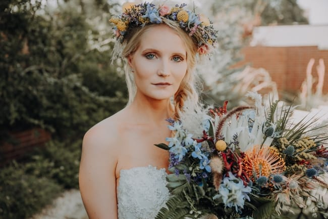 Dreamy Boho Wedding in Texas ferature
