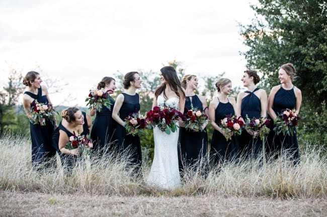 Elegant Outdoor Wedding at Ranch in Austin feature