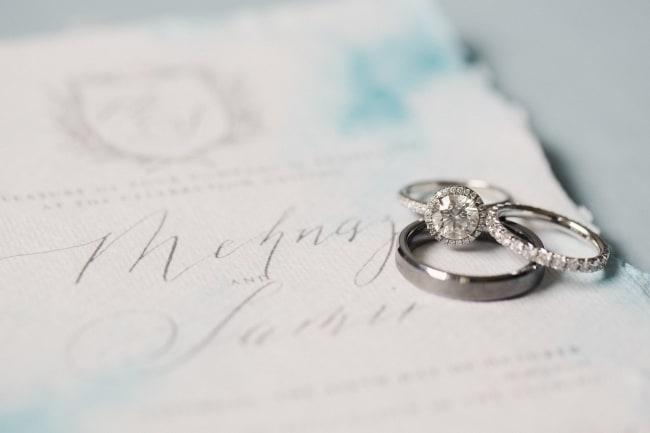 Intimate Private Wedding in Dallas feature