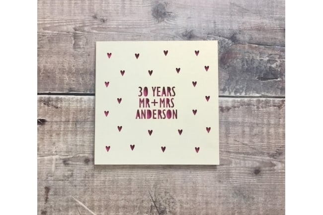 30th-Wedding-Anniversary-Card
