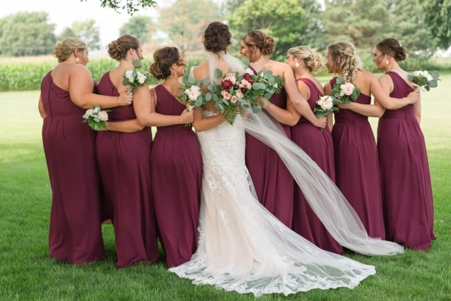 Countryside Wedding in Iowa feature