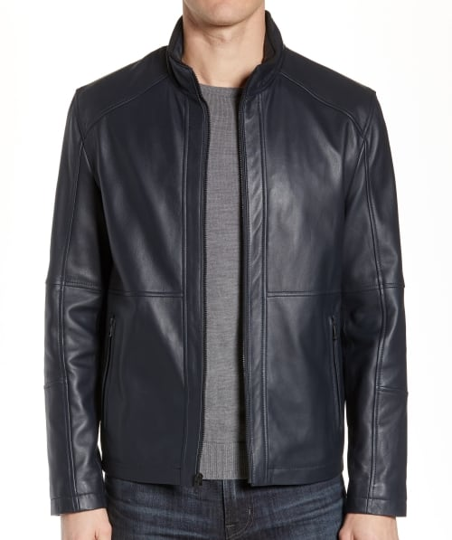 Leather Jacket for 3rd anniversary gift for him