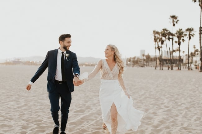 Santa Monica Wedding at The Viceroy feature