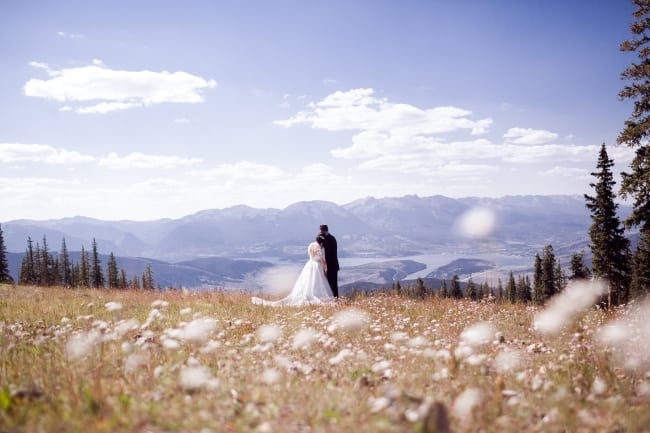 Timber Ridge Mountain Wedding feature