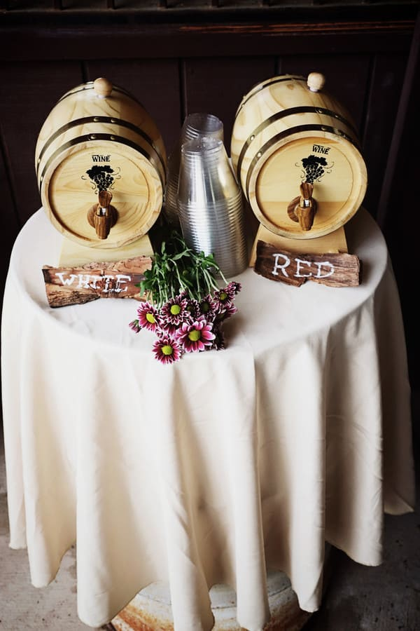 wedding-reception-refreshment-wine-kegs