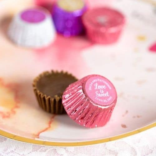 Personalized Reese's Peanut Butter Cups