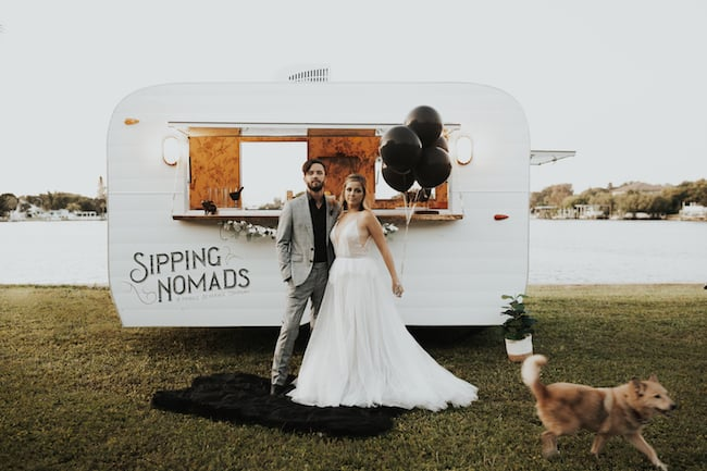 Eclectic-Meets-Edgy Styled Shoot Feature