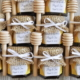 honey jar favors in 2 oz