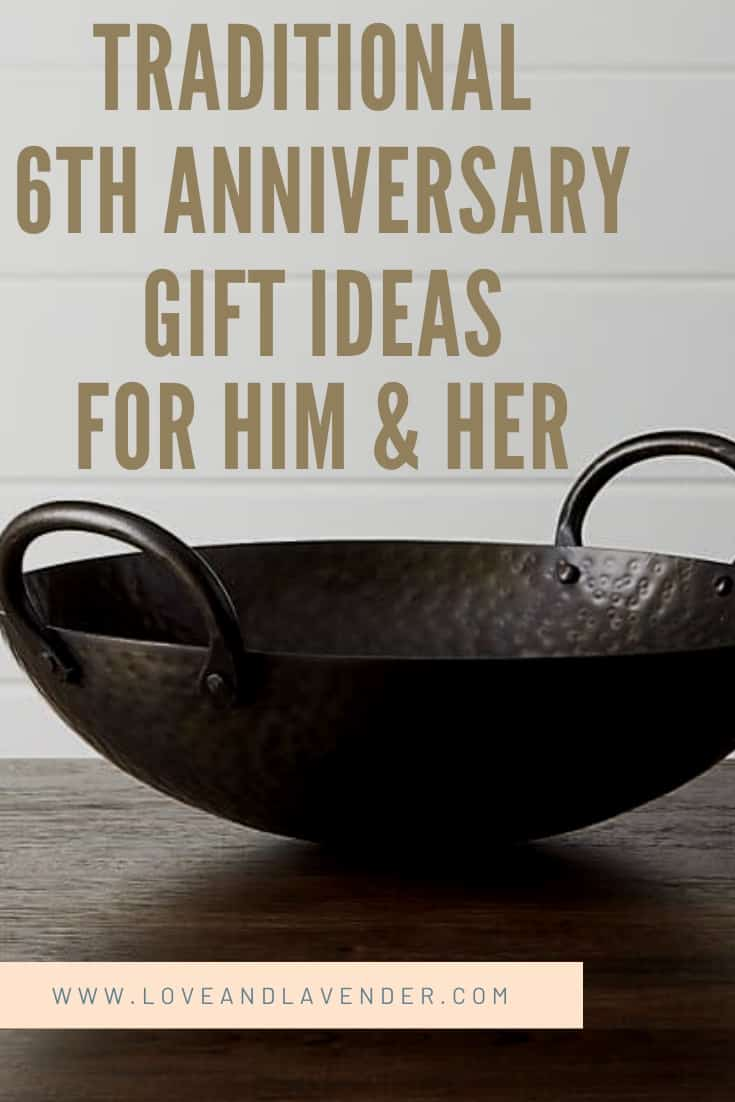 22 Impressive Iron Anniversary Gifts For Your 6th Year
